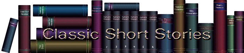 Classic Short Stories Logo